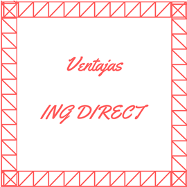 Ventajas de ING Direct el mejo banco